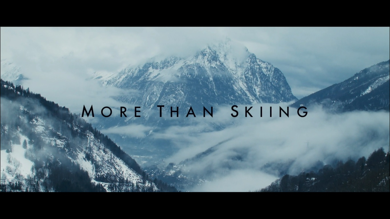 More Than Skiing Video