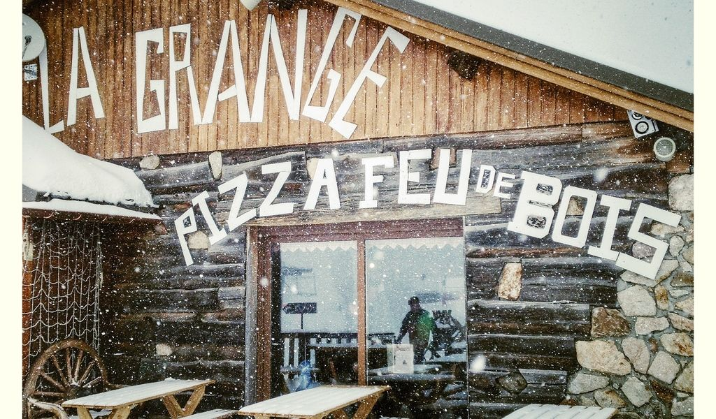 La Grange - best pizza on the mountain