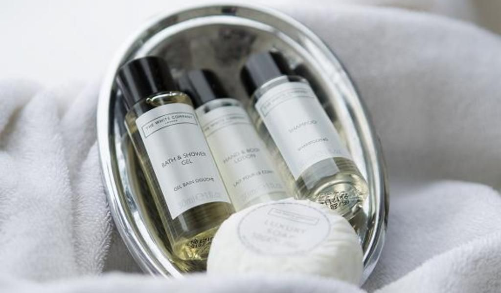 Saskia toiletries